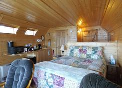 Angels Rest On Resurrection Bay Llc - Seward - Bedroom