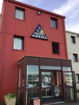 Hôtel Akena Gaillac - Brens - Edificio
