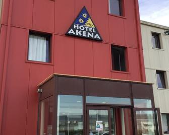 Hôtel Akena Gaillac - Brens - Building