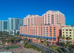 Hyatt Regency Clearwater Beach Resort - Clearwater Beach - Rakennus