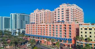 Hyatt Regency Clearwater Beach Resort & Spa - Clearwater Beach - Building