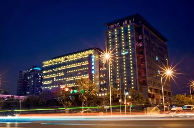Mehood Hotel Tianjin - Tianjin - Building