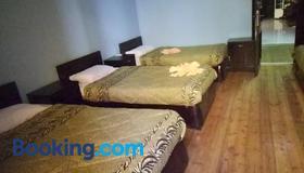 自由旅館 - 開羅 - 臥室