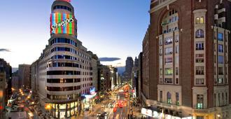 Vincci Capitol - Madrid - Outdoors view