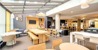Novotel Suites Paris Nord 18ème - פריז - מסעדה