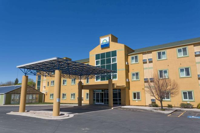 Days Inn by Wyndham Vernal - Vernal - Rakennus