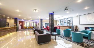 Parkhotel Carlsbad Inn - קרלובי וארי - לובי