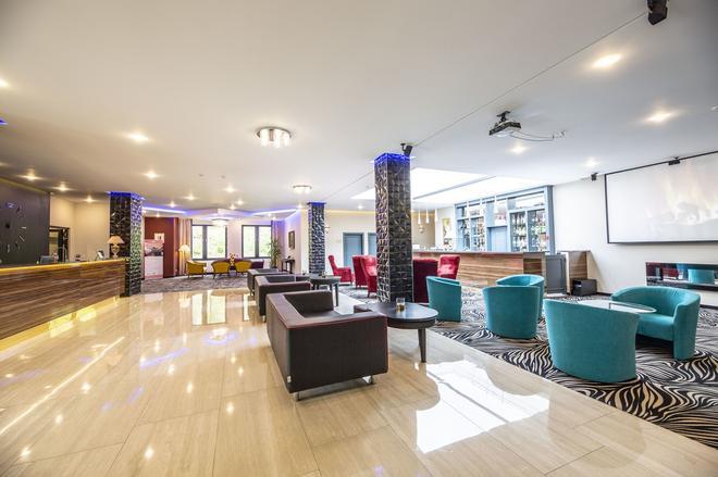 Parkhotel Carlsbad Inn - Κάρλοβυ Βάρυ - Σαλόνι ξενοδοχείου