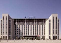 Rove At The Park - Mina Jebel Ali - Edifici