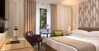 Hôtel Garden Elysées - París - Habitación