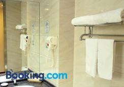 Greentree Inn Tianjin Ji County South Yuyang Road Gulou Square Express Hotel - Chengguan (Jixian) - Bathroom