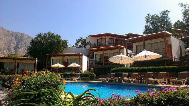 Hotel y Restaurante El Molino - Lunahuaná - Pool