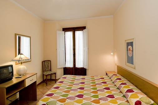 Hotel Elite - Florence - Bedroom