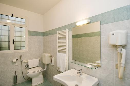 Hotel Elite - Florence - Bathroom
