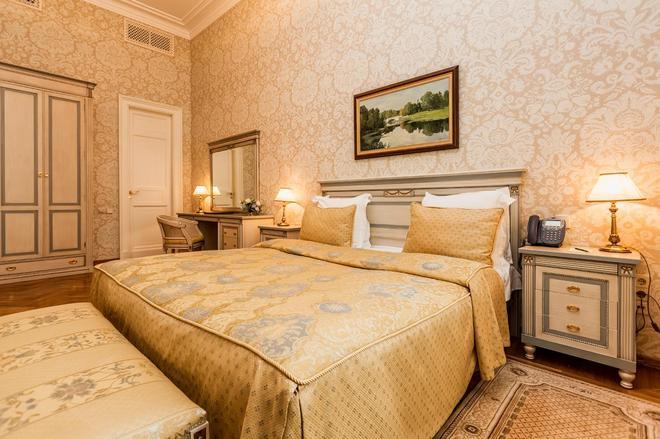 Petroff Palace Boutique Hotel - Moskova - Yatak Odası
