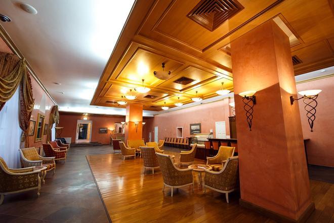 Petroff Palace Boutique Hotel - Moskova - Lobi