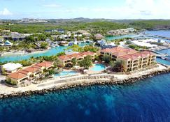 The Royal Sea Aquarium Resort - Willemstad - Outdoors view