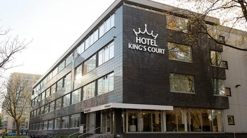 Kings Court - Amsterdam - Building