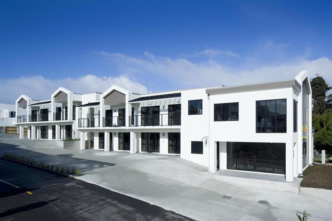 Best Western Ellerslie International - Ώκλαντ - Κτίριο