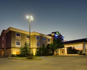 Holiday Inn Express & Suites Vernon College Area (Hwy 287) - Vernon - Gebouw