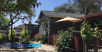 Andrea's Hidden Cottage - Sonoma - Bâtiment