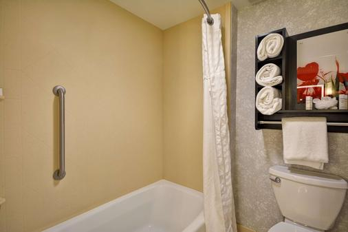 Homewood Suites by Hilton Ithaca - Ithaca - Bad