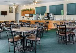 Quality Inn & Suites Beachfront - Mackinaw City - Restaurant