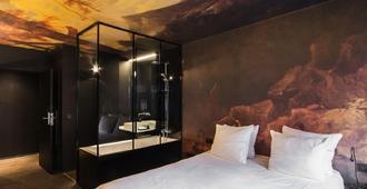 Hotelo Kathedral Antwerp - אנטוורפן - חדר שינה