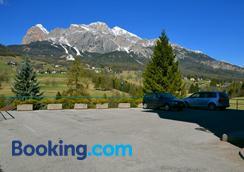 Hotel Villa Gaia - Cortina d'Ampezzo - Outdoor view