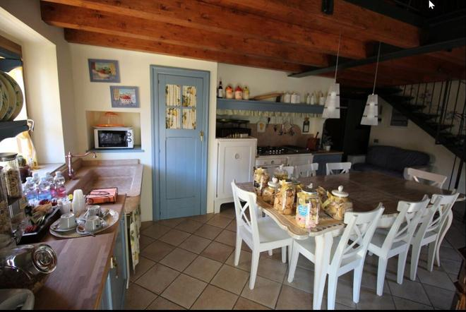 I Fiori di Marianna B & B - Bergamo - Dining room