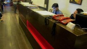 Hotel Red Palm - Мумбаи - Ресепшен