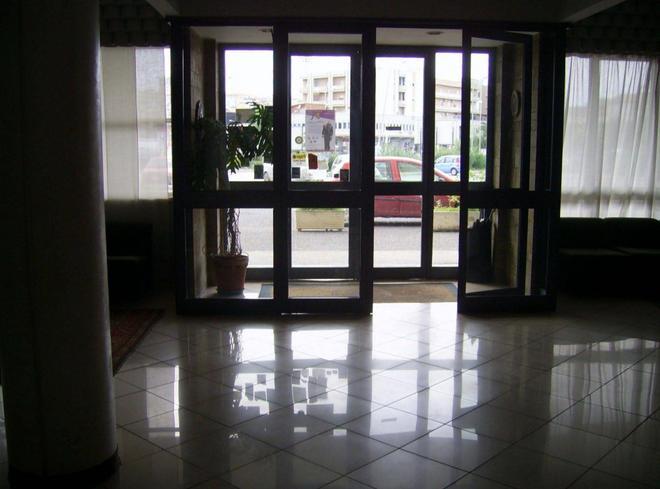 Hotel Sileno - Gela - Lobby