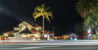 Pacific Coast Motor Lodge - Whakatane - Rakennus