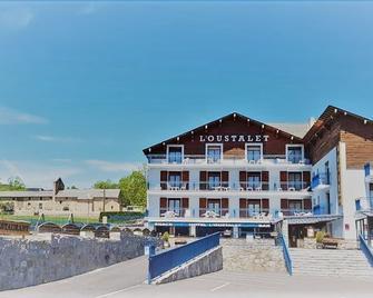Hotel l'Oustalet - Font-Romeu-Odeillo-Via - Building