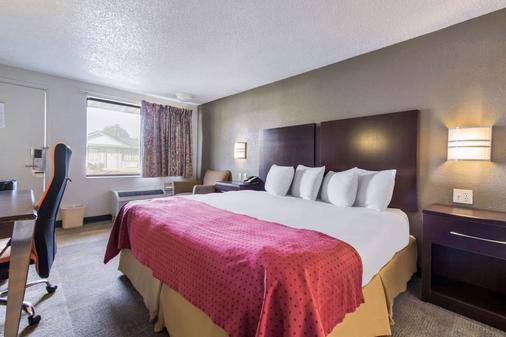 坎頓 6 號汽車旅館 - 北坎頓 - 坎頓 - 臥室