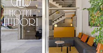 Hotel Lupori - Viareggio - Sala de estar