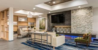 Fairfield Inn & Suites By Marriott Greensboro Coliseum Area - Greensboro - Lounge
