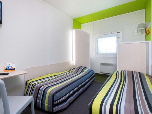 阿維尼翁中心庫爾蒂納tgv火車站一級方程式酒店 - 亞維儂 - 臥室