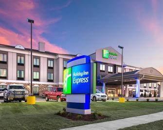 Holiday Inn Express Hutchinson - Hutchinson - Gebouw
