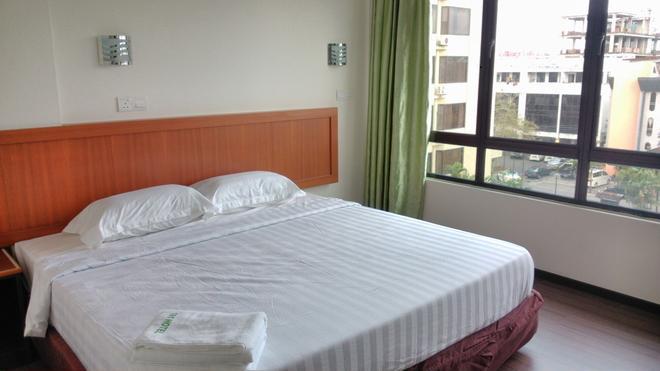 米麗101 飯店 - 美里 - 臥室