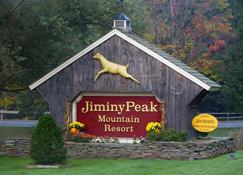 Jiminy Peak Mountain Resort - Hancock - Building