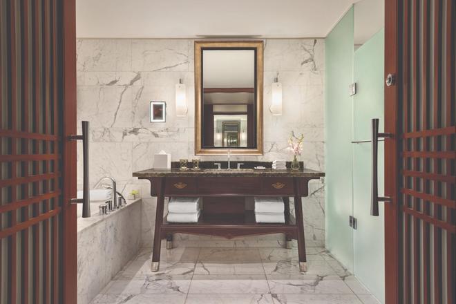 多倫多香格里拉酒店 - 多倫多 - 多倫多 - 浴室