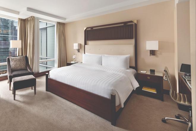 多倫多香格里拉酒店 - 多倫多 - 多倫多 - 臥室