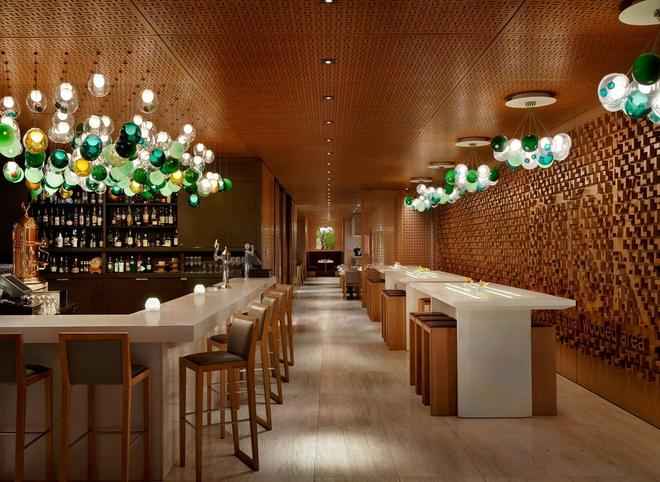 多倫多香格里拉酒店 - 多倫多 - 多倫多 - 酒吧