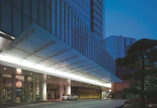 Shangri-La Hotel Toronto - Toronto - Rakennus