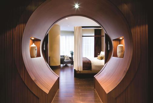 Shangri-La Hotel Toronto - Toronto - Makuuhuone