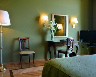 그랜드 호텔 베수비오 - 나폴리 - 침실