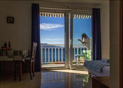Apartments Tilda - Brist - Balkon