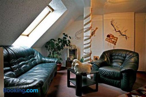 Kartoffelgasthaus & Pension Knidle - Lübbenau - Living room