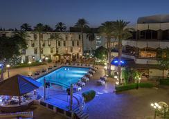 Le Passage Cairo Hotel & Casino - Cairo - Pool
